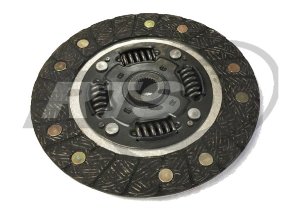 Renault Megane RS R26R Performance Twin Friction Clutch Disc Flywheel Side