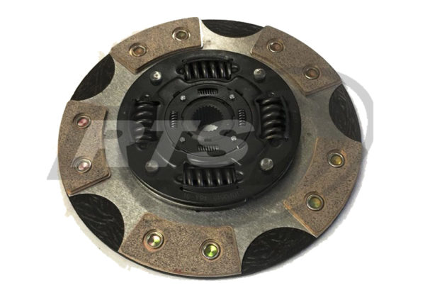 Renault Megane RS R26R Performance Twin Friction Clutch Disc Gearbox Side