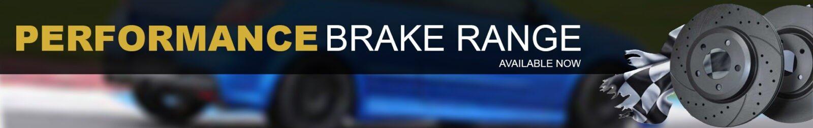 Performance Brake Discs / Rotors